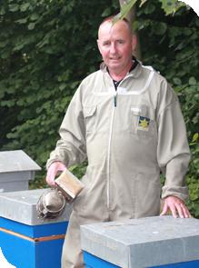UTPLA apiculteur Eric FRANQUELIN