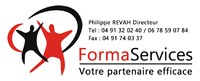 Logo Formaservices