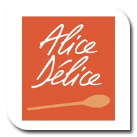 Logo Kitchen Academy Alice Délice