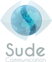 Logo SUDE COMMUNICATION