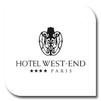 Logo HOTEL WEST END