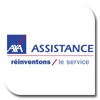 Logo AXA Assistance France