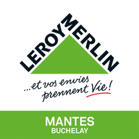 Logo LEROY MERLIN MANTES BUCHELAY