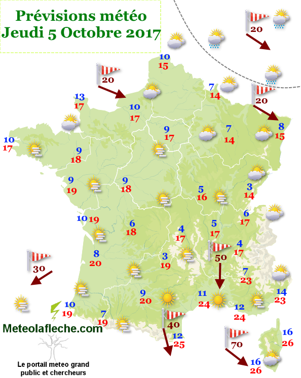 météo france carte zolux