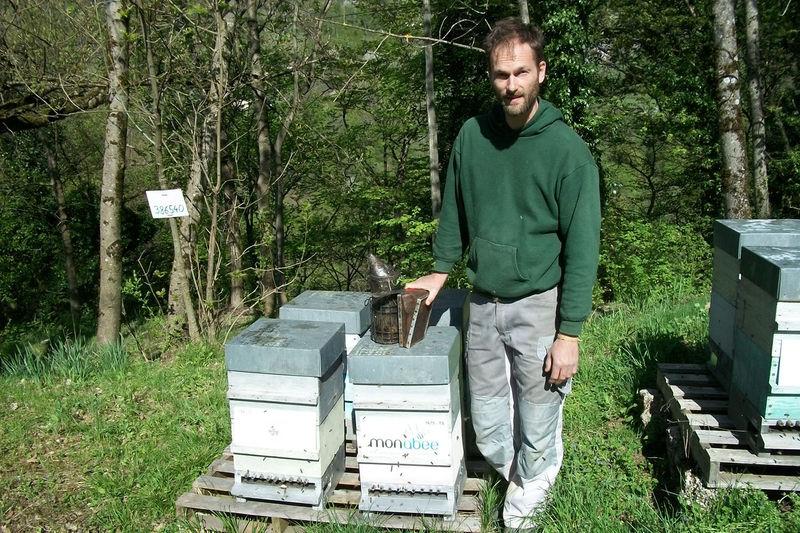 La ruche Sas monabee