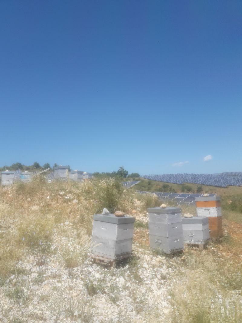 La ruche SONNEDIX HELIUM INSTALLATIONS SOLAIRE DE L