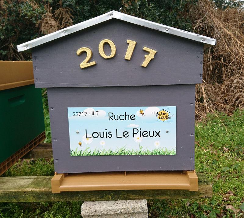 La ruche Louis Le Pieux
