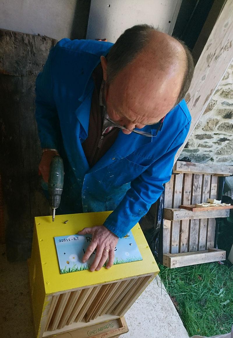 La ruche Hiltrude