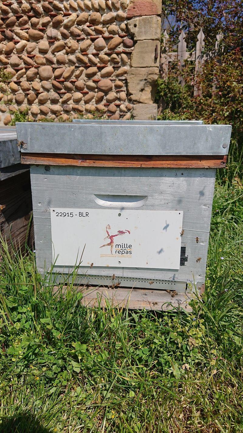 La ruche MILLE ET UN REPAS