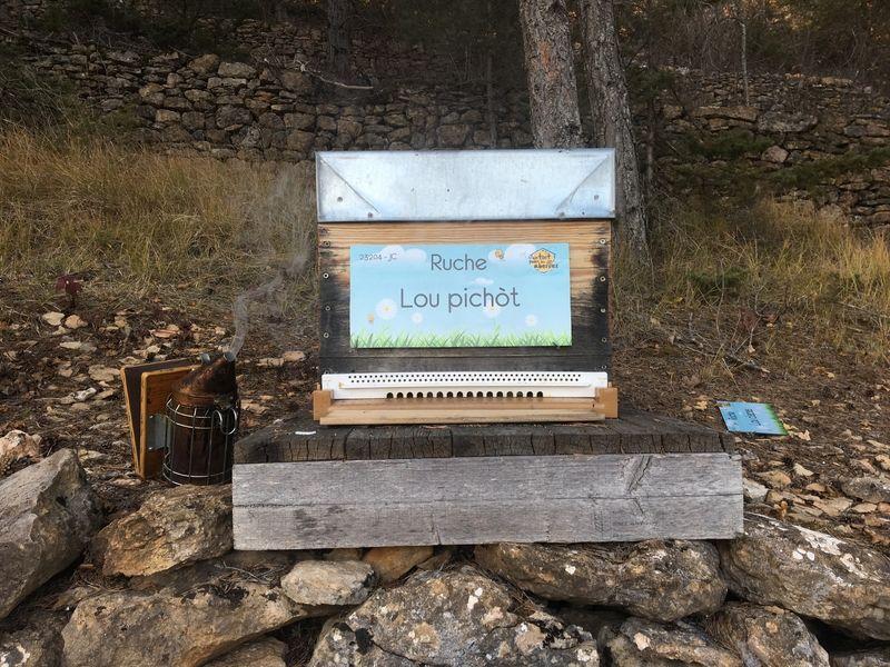 La ruche Lou pichòt