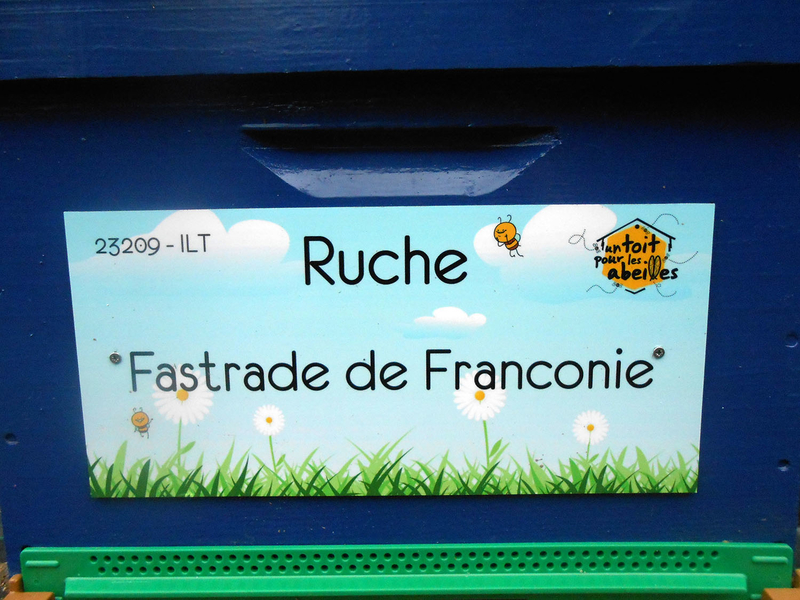 La ruche Fastrade de Franconie