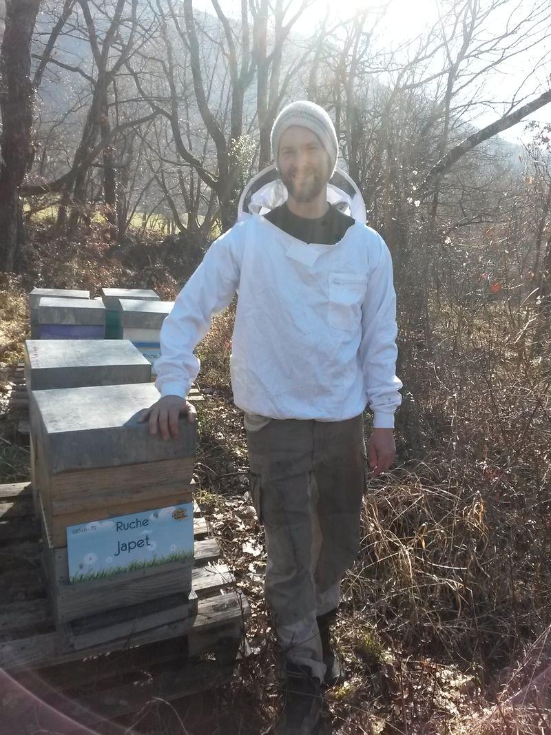 La ruche Japet