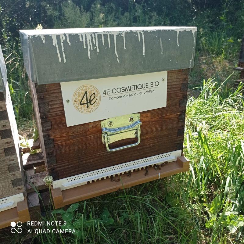 La ruche Laboratoire 4e cosmétique bio