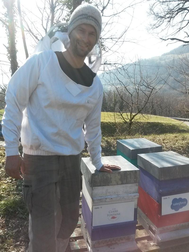 La ruche A la claire fontaine