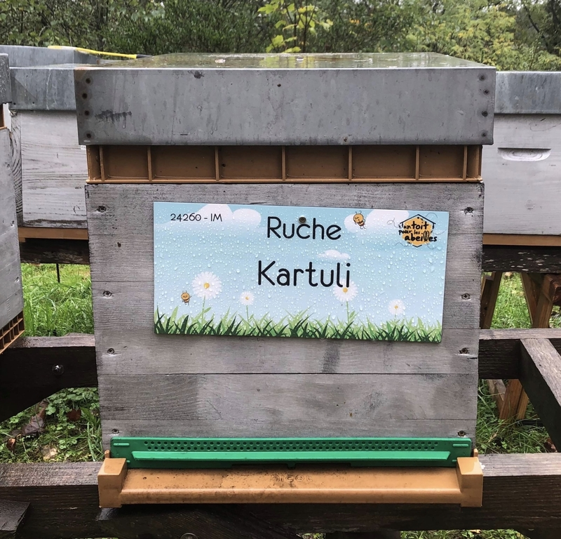 La ruche Kartuli