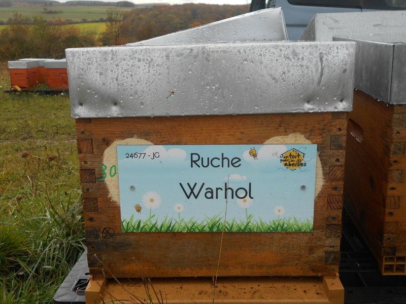 La ruche Warhol