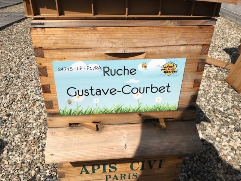 La ruche Gustave-Courbet