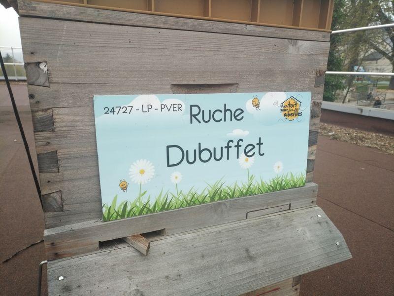 La ruche Dubuffet