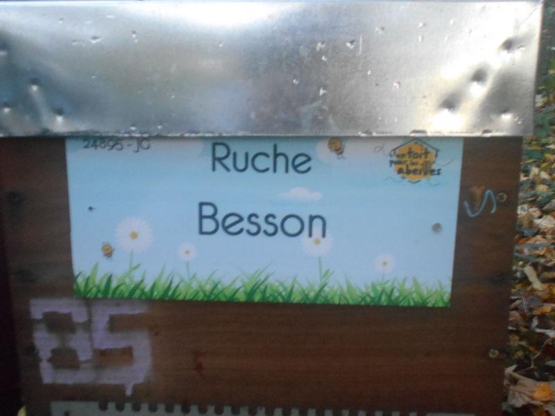 La ruche Besson