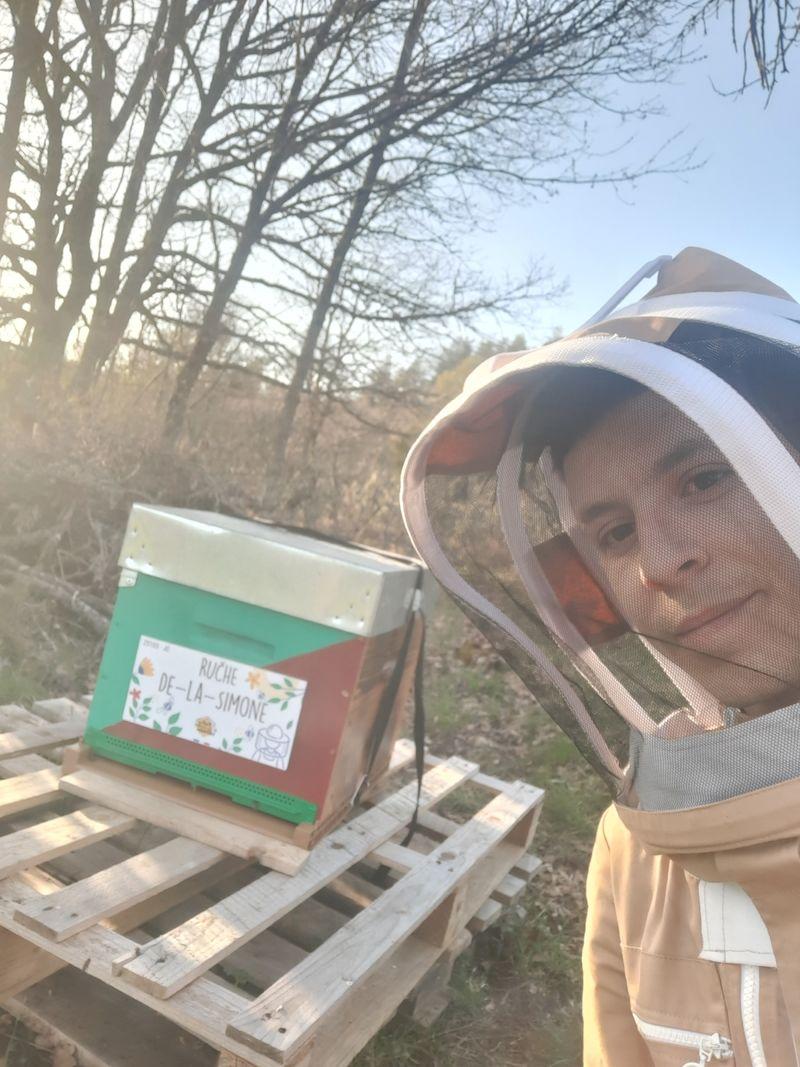 La ruche De-la-Simone