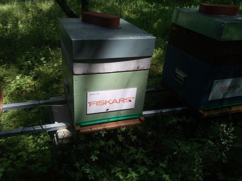 La ruche FISKARS FRANCE SAS