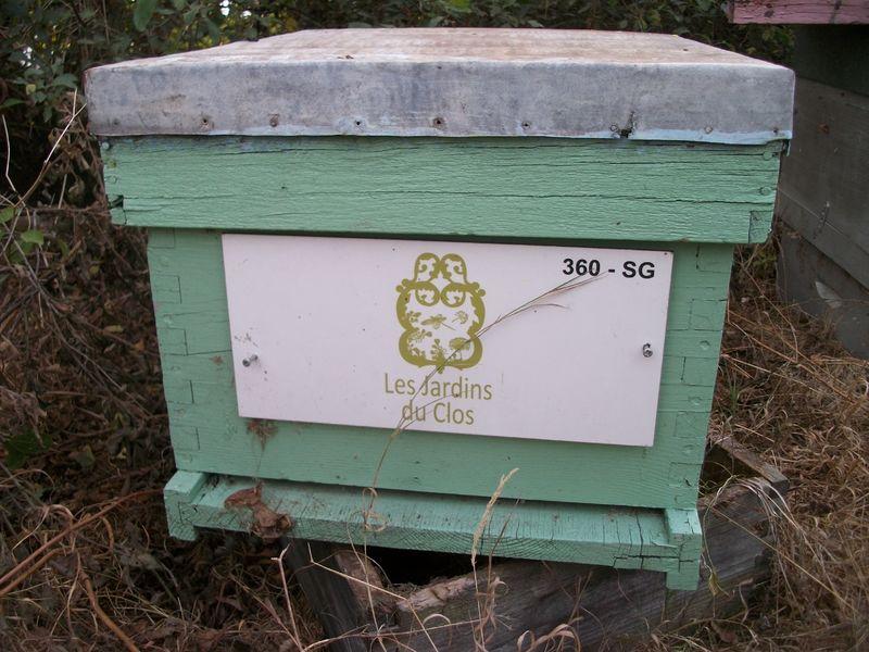 La ruche LES JARDINS DU CLOS