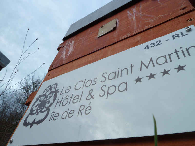 La ruche LE CLOS ST MARTIN HOTEL & SPA