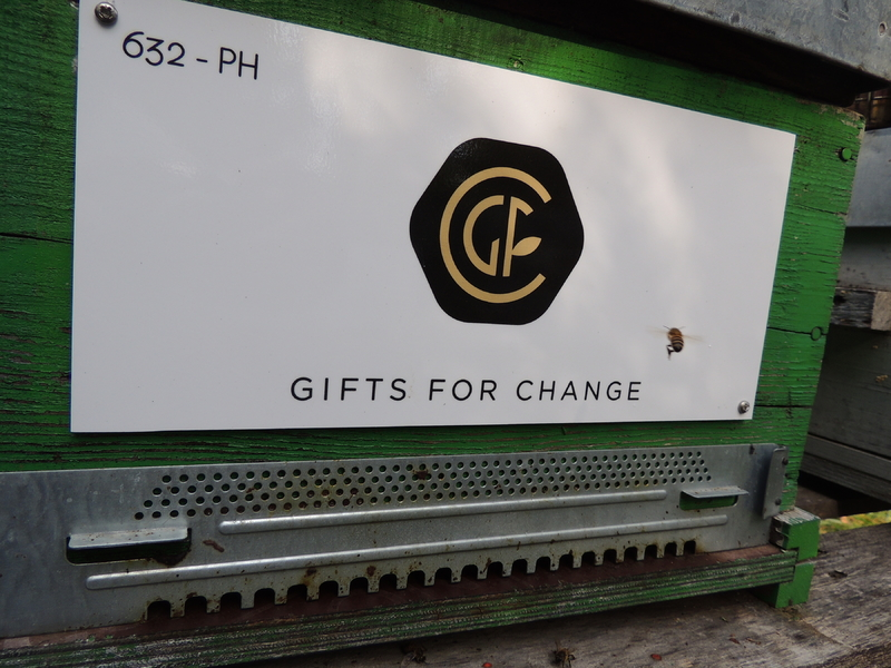 La ruche GIFTS FOR CHANGE