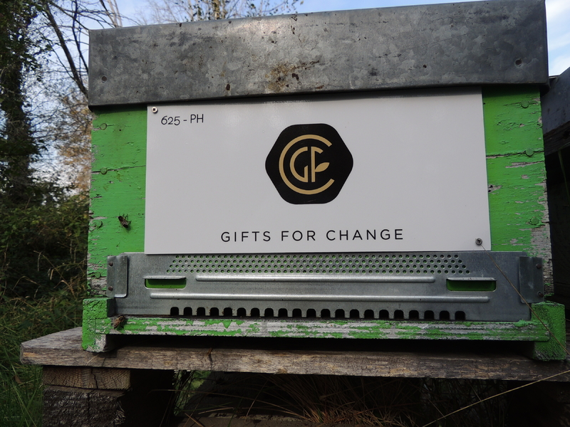La ruche GIFTS FOR CHANGE