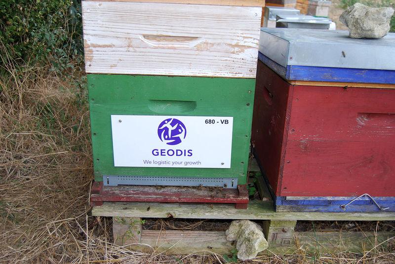 La ruche GEODIS ROCHEFORT