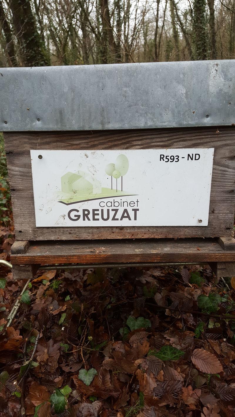 La ruche Cabinet GREUZAT
