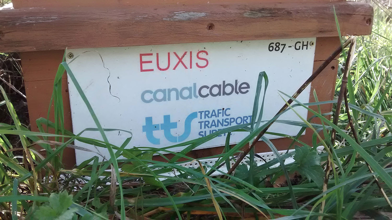 La ruche Trafic Transport Sûreté-CANAL CABLE-EUXIS