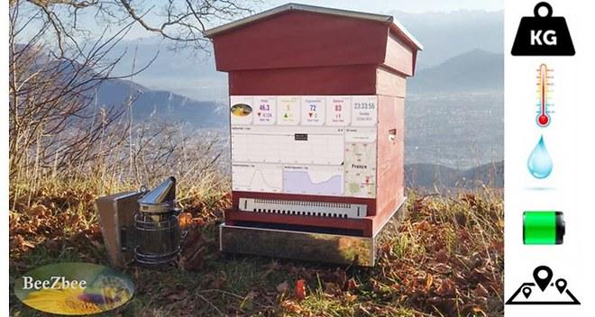 beezbee la ruche connectée
